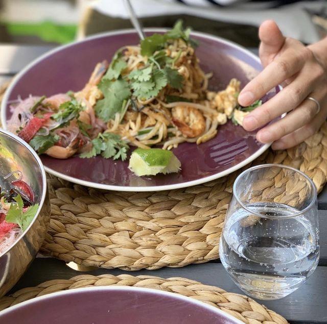 川口ゆかり ふたり暮らし タイ料理