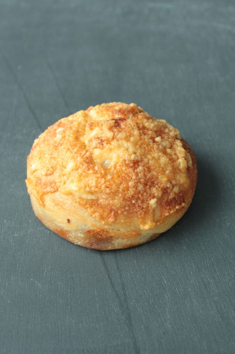 Food, Dish, Cuisine, Ingredient, Dessert, Baking, Baked goods, Scone, Gougère, English muffin,