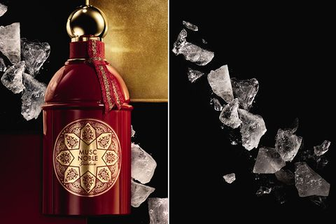 Guerlain嬌蘭, 東方迷境系列香氛, 玫瑰香調, 木質調, 麝香調, 皮革, beauty