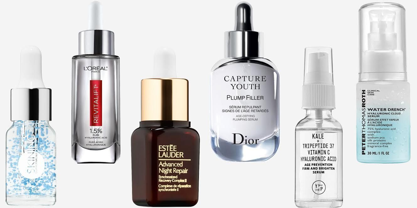 15 Hyaluronic Acid Serums for Your Most Hydrated Skin Yet