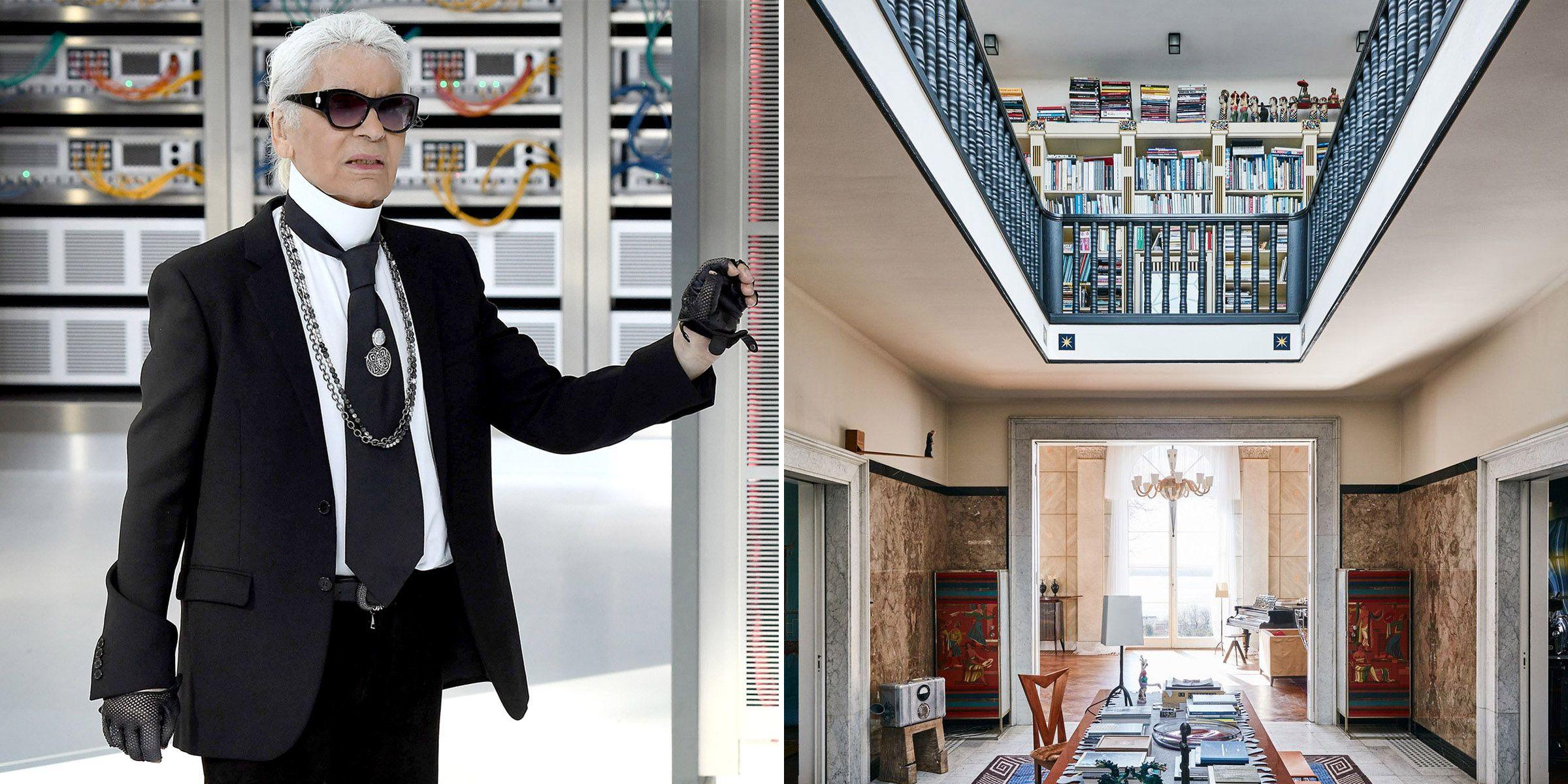 CHANEL, Jacques de Bascher, Karl Lagerfeld, Villa Jako, 卡爾別墅, 卡爾拉格斐, 老佛爺, 香奈兒