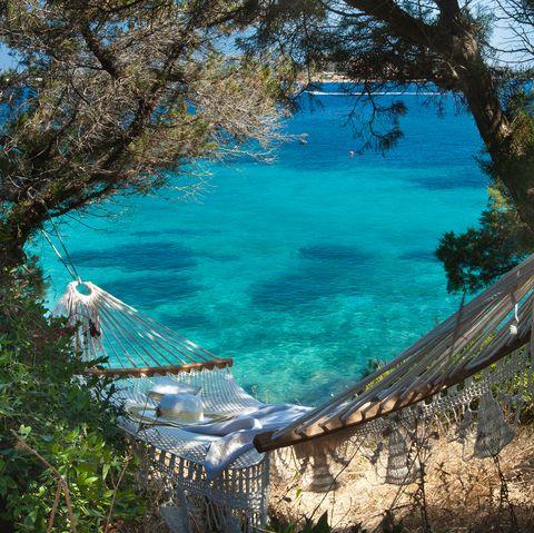 Nature, Nature reserve, Turquoise, Tree, Azure, Bay, Coast, Lagoon, Vacation, Lake,