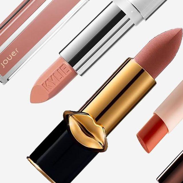 aae4b1f1b 25 Best Nude Lipsticks - Flattering Nude Lip Colors for 2019