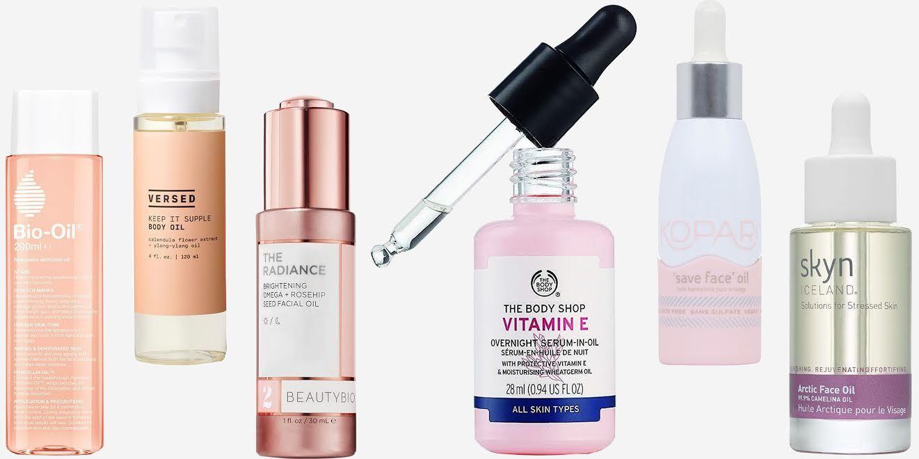 The 12 Best Skin-Loving Vitamin E Oils