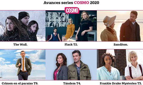 Avances series COSMO 2020
