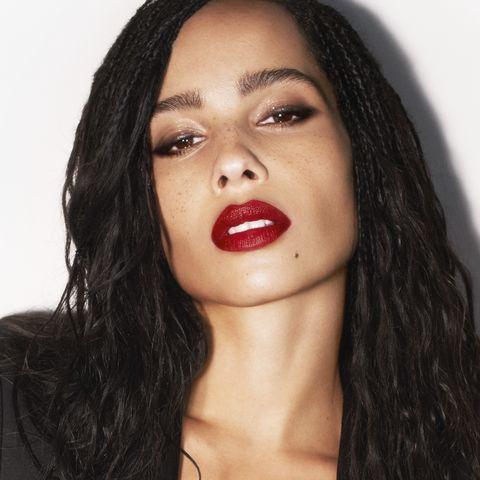 Hair, Lip, Face, Eyebrow, Black hair, Hairstyle, Skin, Nose, Beauty, Forehead,