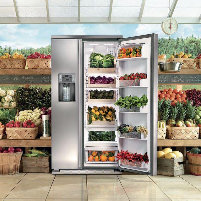 Natural foods, Food group, Whole food, Produce, Local food, Vegetable, Leaf vegetable, Greenhouse, Vegan nutrition, Major appliance,