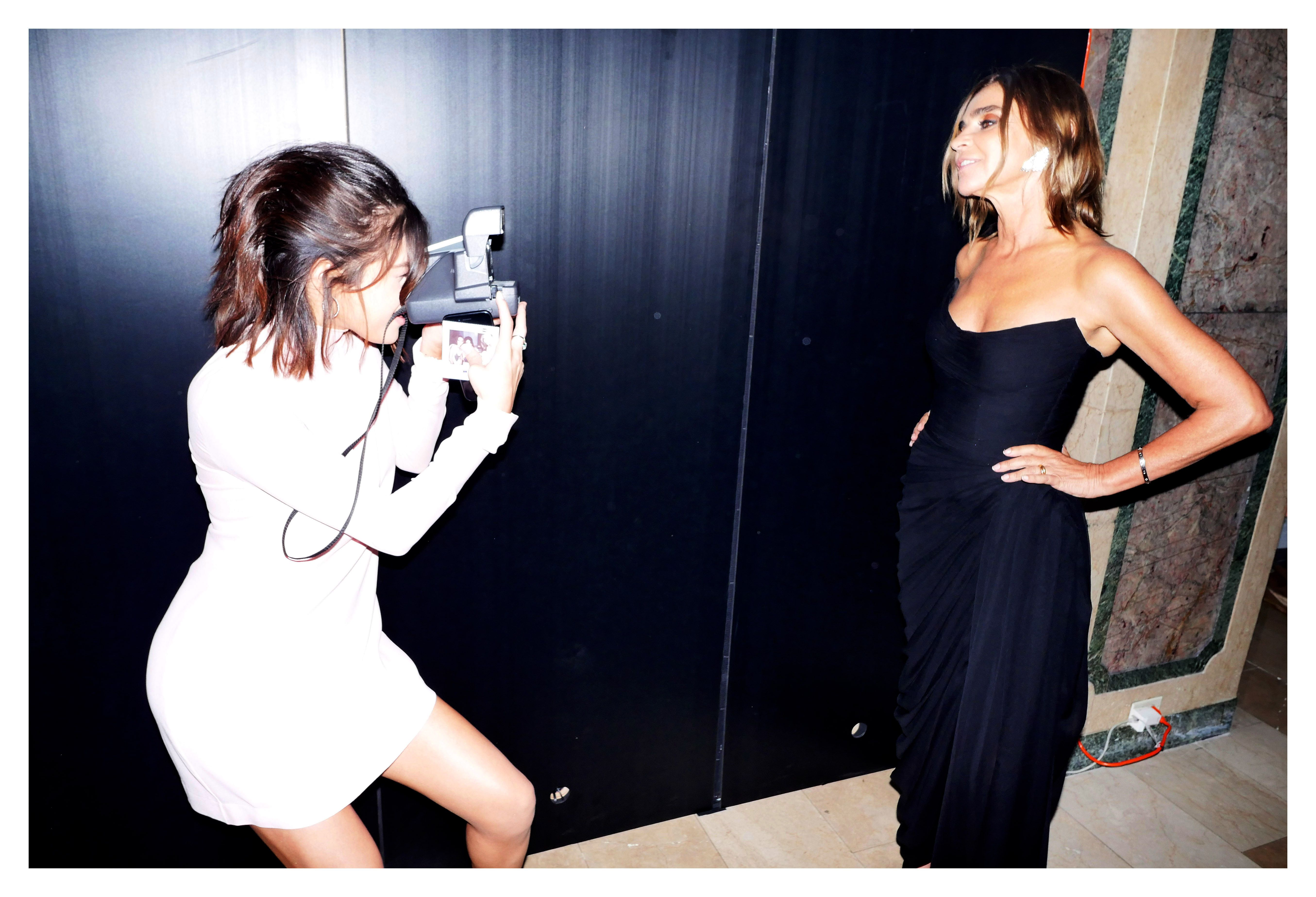 Carine Roitfeld celebrity fashion