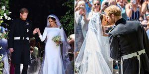 英國皇室婚禮,哈利王子, 婚禮, 婚紗, 梅根馬可爾, 皇室婚禮, 結婚, 英國皇室, 品牌,故事,紀梵希,Givenchy,王子,王妃,白紗,設計師,Clare Waight Keller