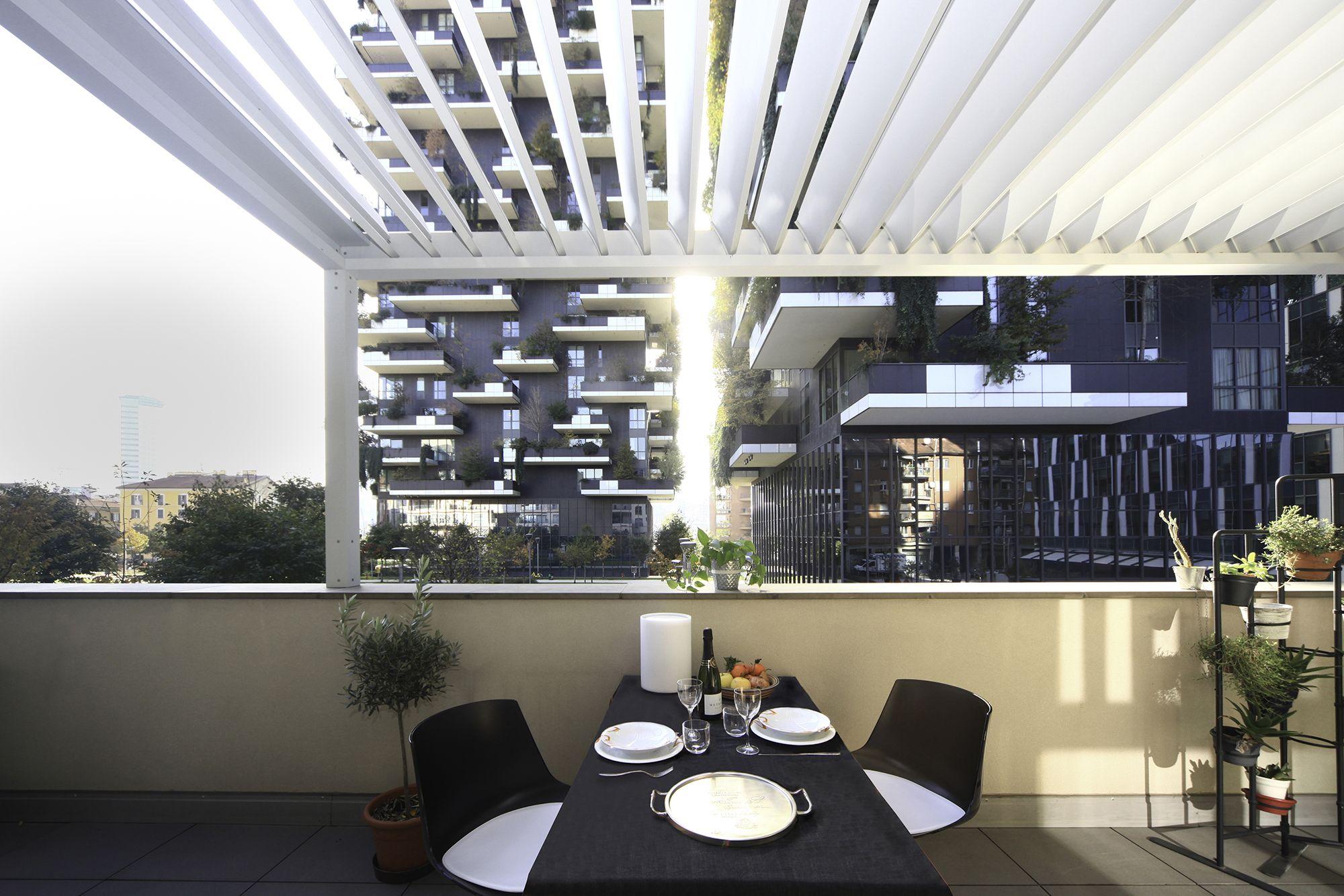 Arredo Balconi E Terrazze balconi, giardini e terrazze: i nuovi spazi civili da