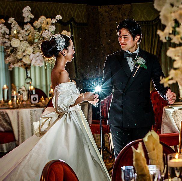 オフィシャル・ブライズkazue kさんの結婚式