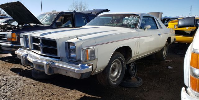 1979 chrysler 300 in colorado junkyard
