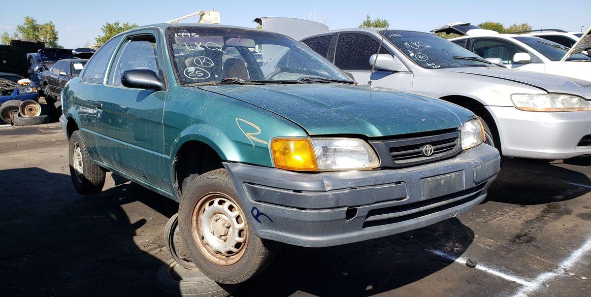 Download 1995 Toyota Tercel Dx