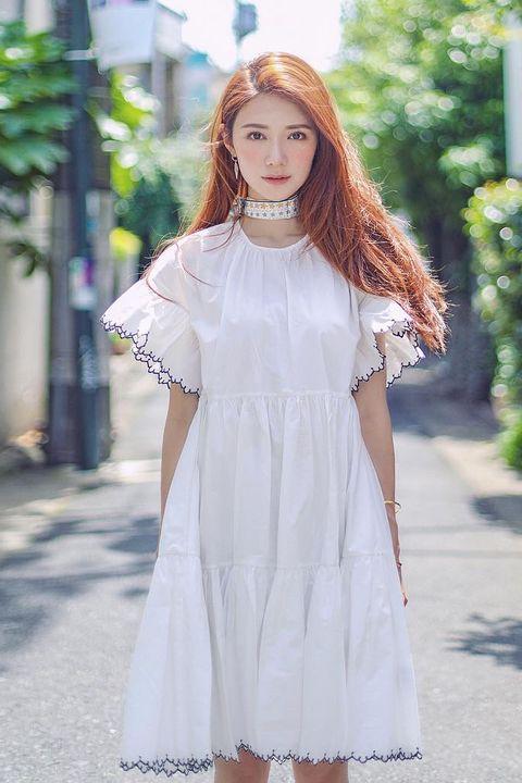 倪晨曦, Elva Ni, 女星穿搭, 女星私服穿搭