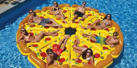Los flotadores size XXL que necesitas en tu piscina