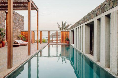 Resort Barefoot Luxury di Capo Verde firmato da Polo Architects e Going East