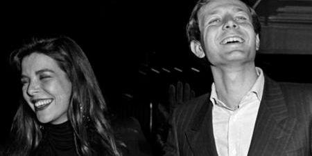 Carolina di Monaco e Stefano Casiraghi