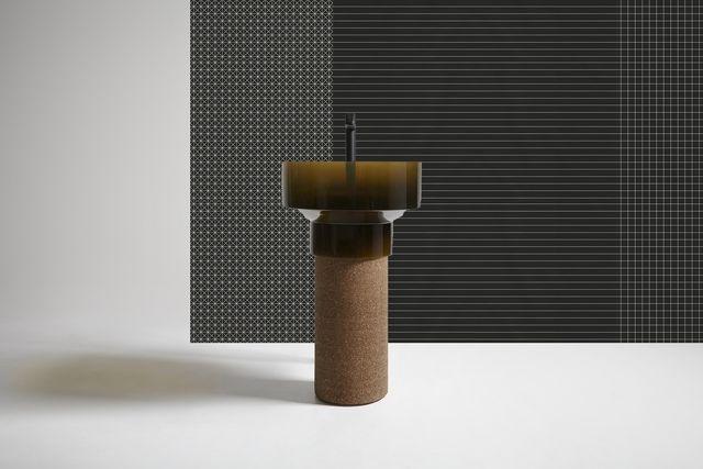 il lavabo borghi di antoniolupi, progettato da gumdesign