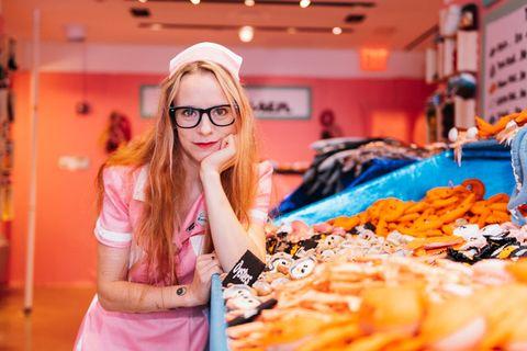 Junk food, Eyewear, Yellow, Food, Glasses, Cuisine, Dish, Snack, Meal, Fast food,