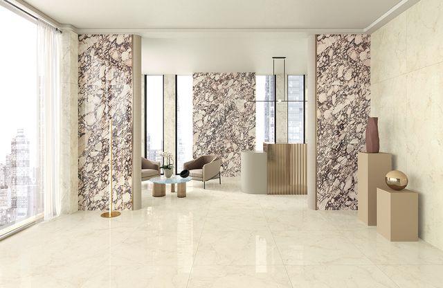 pavimenti e rivestimenti effetto marmo by marca corona