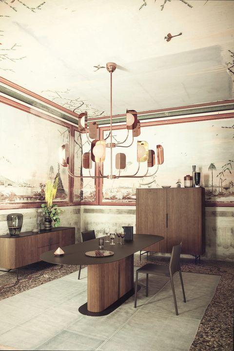 mobili sala da pranzo alf dafrè