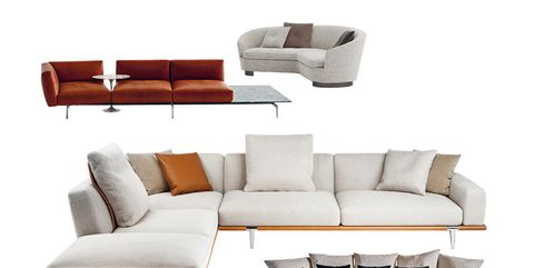 5 divani strani dalle forme irregolari e dinamiche for Oggetti casa strani
