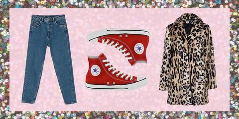 New Years Eve Outfits - Converse NYE Looks