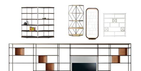7 librerie di design per rinnovare l\'arredo di casa