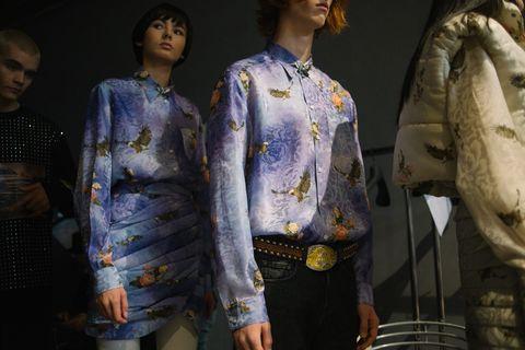 Fashion, Denim, Textile, Jeans, Space, Jacket, Art,