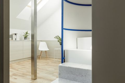 Private apartment in Milan, untitled architecture