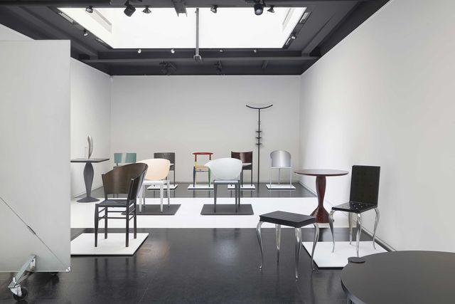 La mostra sui lavori di Philippe Starck negli anni 80