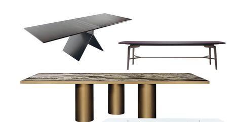 Tavoli Da Pranzo Grandi.8 Tavoli Rettangolari Da Pranzo Arredo 2018