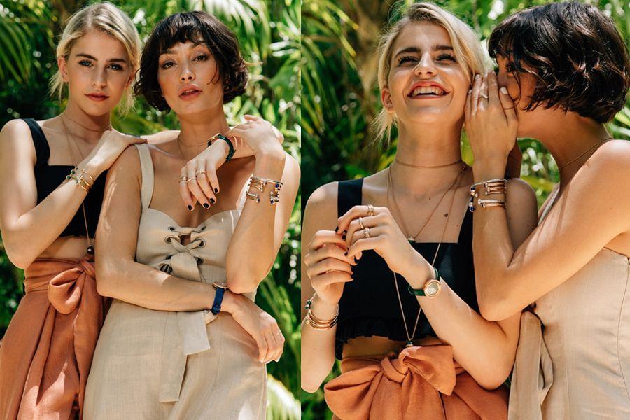 閨蜜手鍊,手鍊,手鐲,Piaget Possession,Piaget,珠寶,輕珠寶,手錶,七夕,情人節,禮物