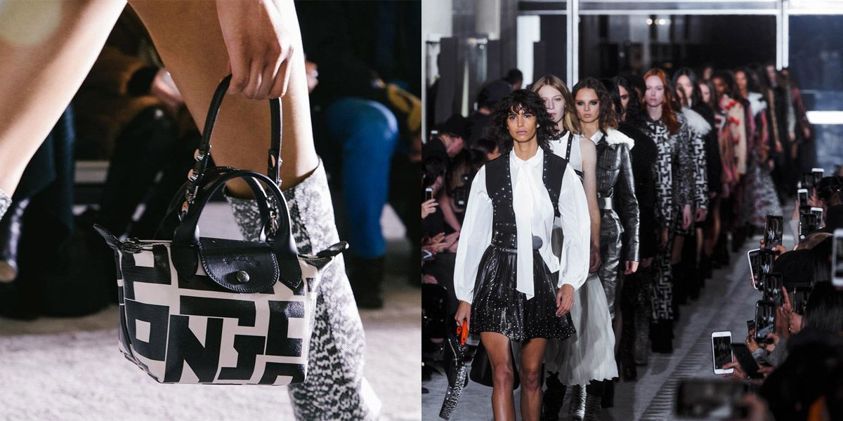 2019秋冬時裝週, Longchamp, 摺疊包, 時尚秀, 紐約時裝週,Longchamp 2019 fw ,法國必買