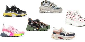 球鞋, sneakers, sneakers 2019,球鞋上癮症,球鞋推薦,老爹鞋,Balenciaga ,Triple S,GUCCI,Fila ,NIKE,小白鞋,厚底鞋