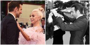 電影《一個巨星的誕生》讓布萊德利庫柏(Bradlay Cooper)和女神卡卡(Lady Gaga)成為最受歡迎的螢幕情侶。就像電影裡傑克森緬因看中艾莉的才華,現實生活中庫柏也是卡卡的伯樂,他堅持說服出資的製片人讓卡卡演出,最後事實證明他的眼光是對的。