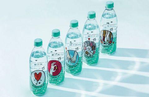 Water, Bottle, Product, Aqua, Plastic bottle, Drink, Bottled water, Turquoise, Drinking water, Liquid,