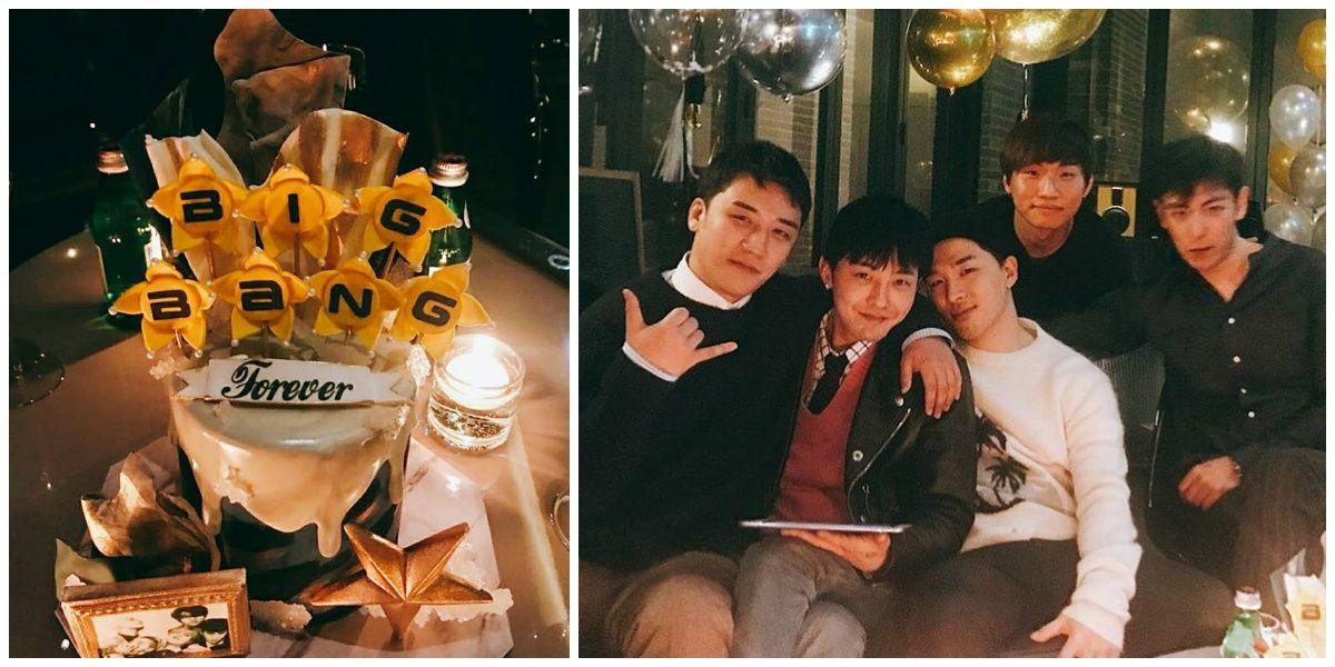 BIGBANG,GD入伍,TOP,太陽,大聲,勝利