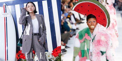 2019春夏, Thom Brown, 小S, 小S在巴黎, 巴黎時裝週, 徐熙娣, 時尚秀