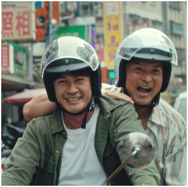 《做工的人》釋結局彩蛋,讓觀眾永遠記得阿祈(李銘順飾)與阿欽(柯叔元飾)的笑容