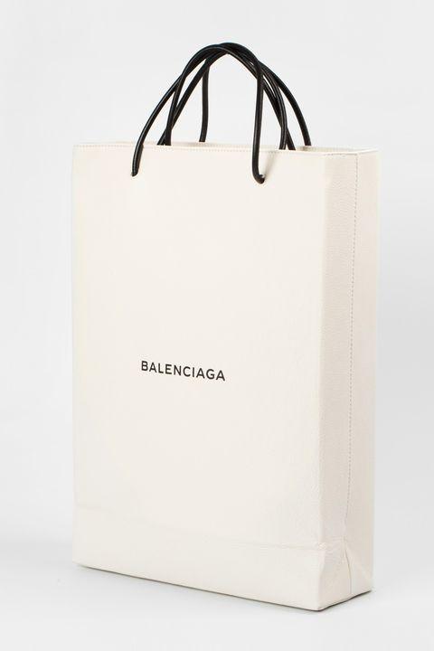 Balenciaga Trolls the World With  1,100 Paper Bag Purse 55333c17d5