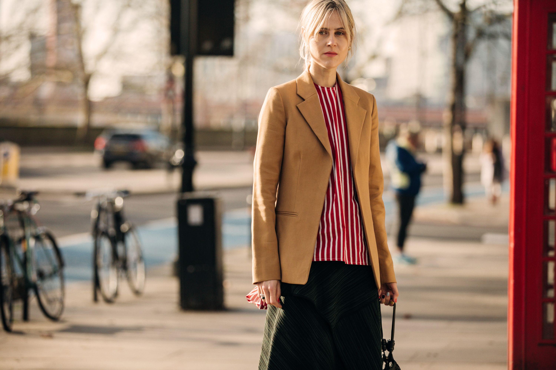 streetstyle london fashion week lfw fw19