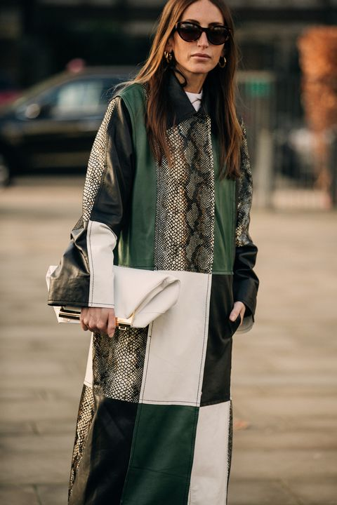 streetstyle london fashion week lfw fw19