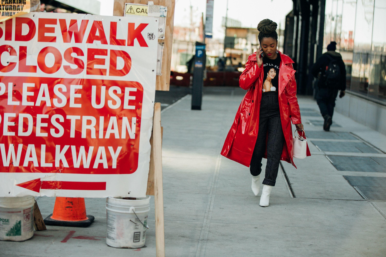 New York Fashion Week Street Style FW19