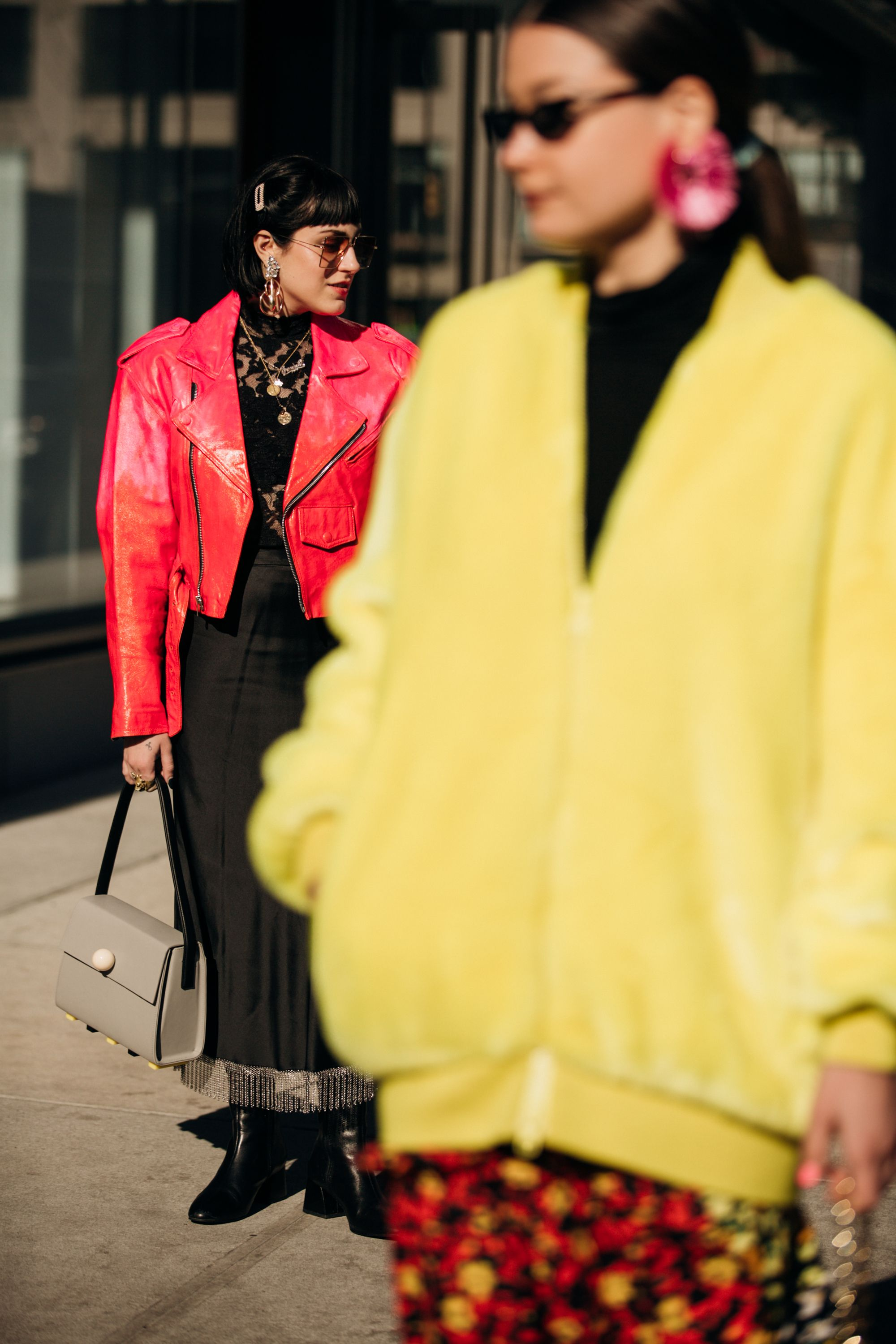 New York Fashion Week Street Style FW19