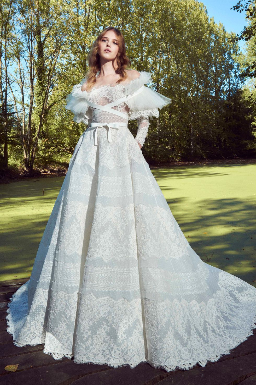 80 Best Wedding Dresses Fall 2019 Top Autumn Bridal Runway Looks