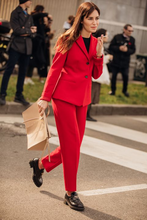 De beste streetstyle looks tijdens Milan Fashion Week Herfst/Winter 2020.