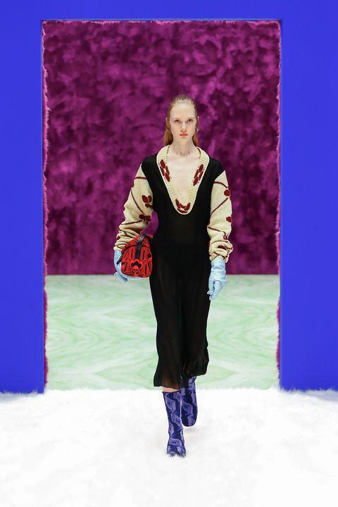 prada womenswear autumn 2021 ready to wear