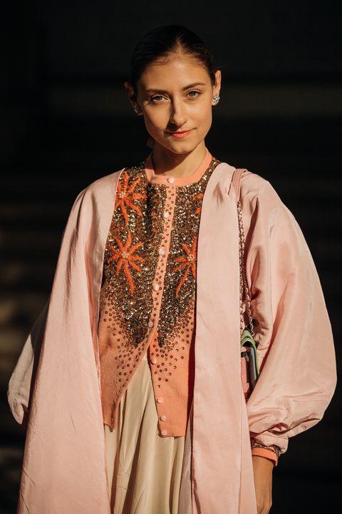 De beste streetstyle looks van Paris Fashion Week Herfst/Winter 2020.