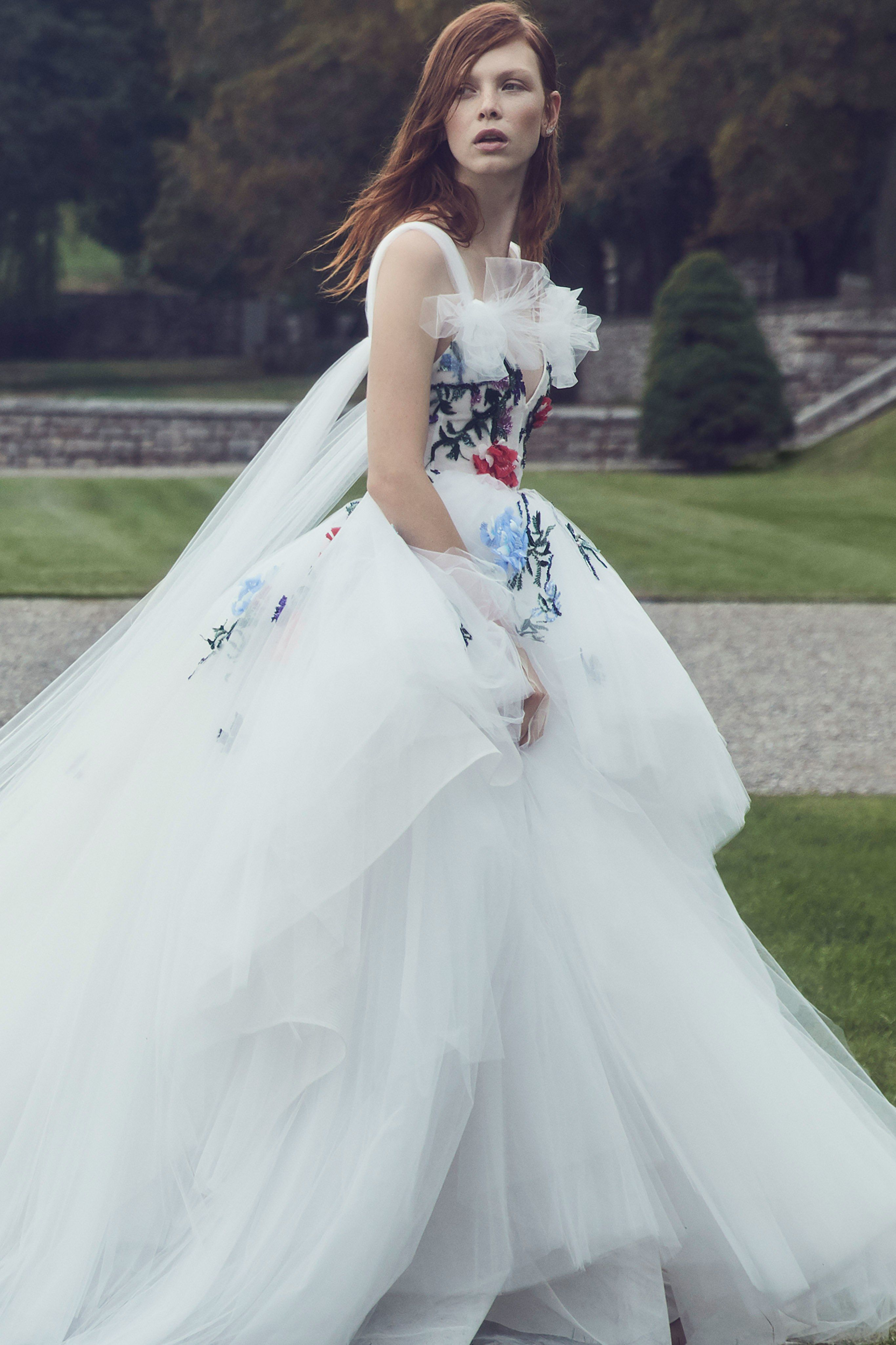The Best Wedding Gowns (and Jumpsuits) from